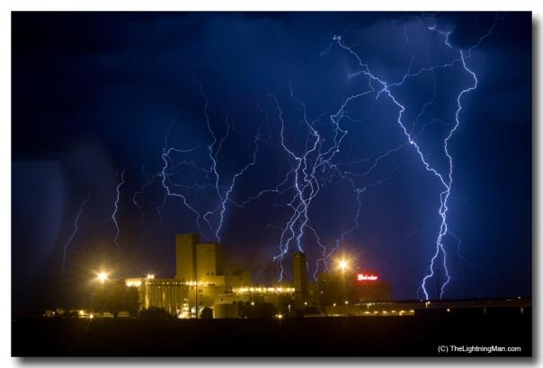 Budweiser Storm