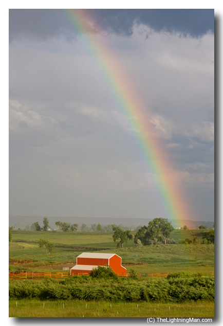 Boulder County Rainbow