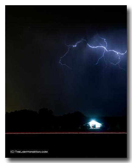 Lightning Storm 07.19.09