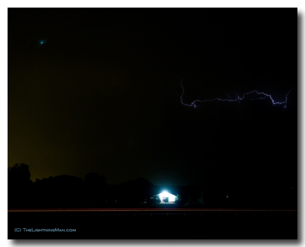 NE Boulder County CO Lightning 07.19.09
