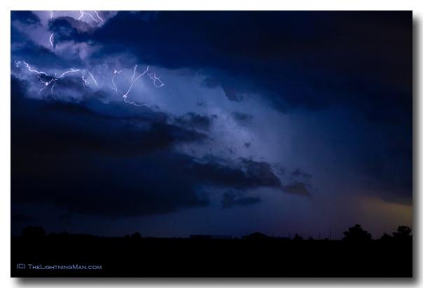 Lightning Storm 07.28.09
