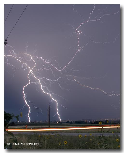 Lightning Thunderstorm 08.16.09