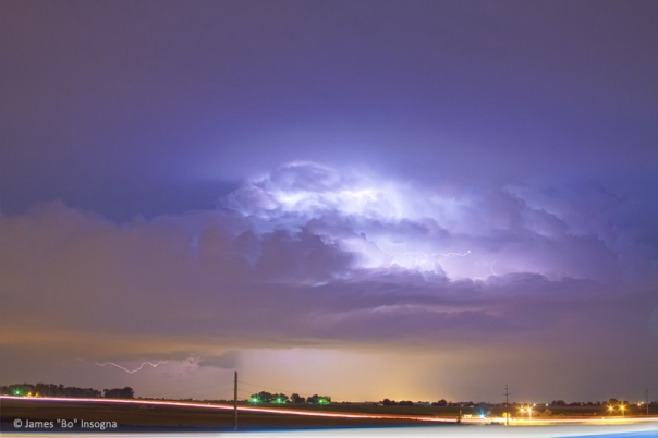 25 to 34 Intra-Cloud Lightning Thunderstorm | The ...