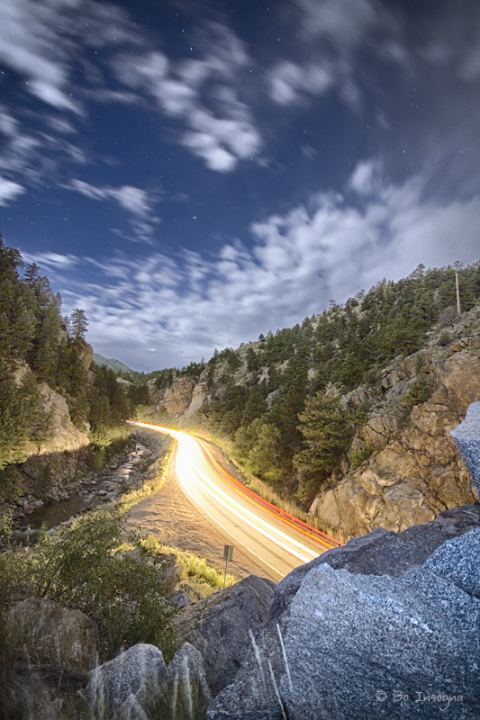Boulder Canyon Dream, Boulder Colorado