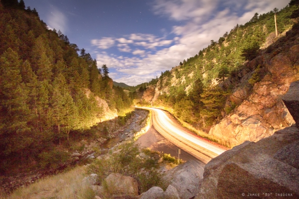 Boulder Canyon Dreamin