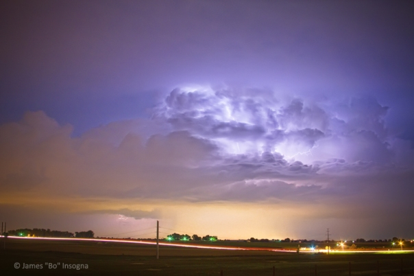 I25 Intra-Cloud Lightning Strikes