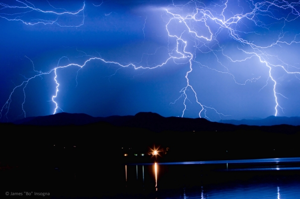 Lightning Blues