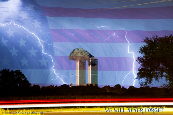 9-11 We Will Never Forget 2011