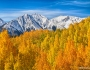 Colorado Autumn Nature Landscapes Video