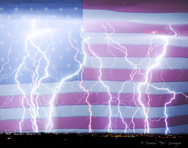 America The Powerful Nation