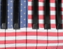 Patriotic Piano Keyboard Octave American Music
