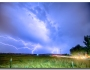 75th and Woodland Lightning Thunderstorm ViewHDR