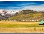 Crested Butte City Colorado PanoramaView