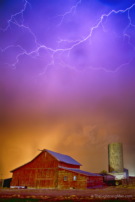 Colorful Country Storm Photography Prints