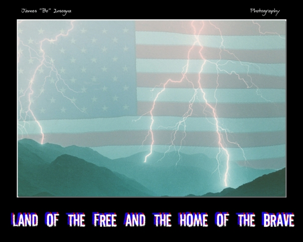 Land of the Free and the Home of the Brave
