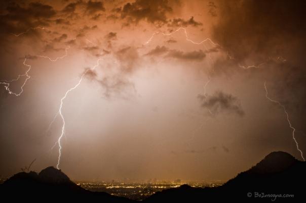 Lightning Dome