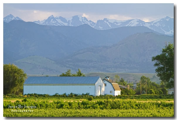 Another Colorado Country Landscape Print