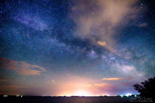 Rural Evening Sky Photography Art Prints