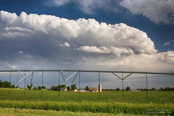 Stormy Country Skies Photography Prints