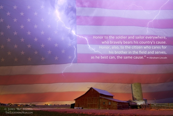 Honor To The Soldier And Sailor Everywhere