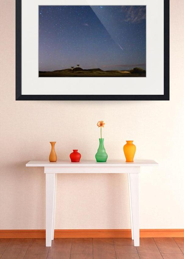 Orionid Meteor Shower Art Prints