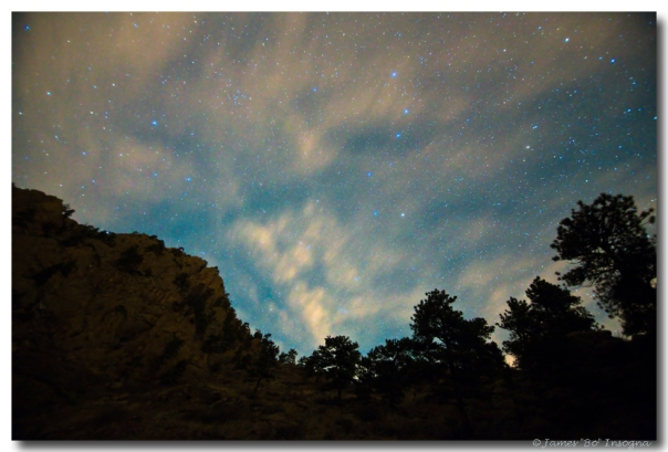 Colorado Canyon Star Gazing Art Prints