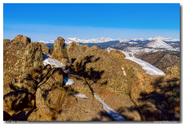 Colorado Rocky Mountain Scenic View Art Prints