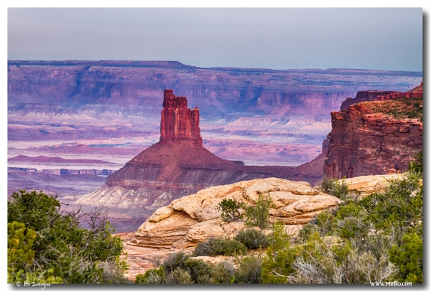 Canyonlands National Park Utah Views Art Print