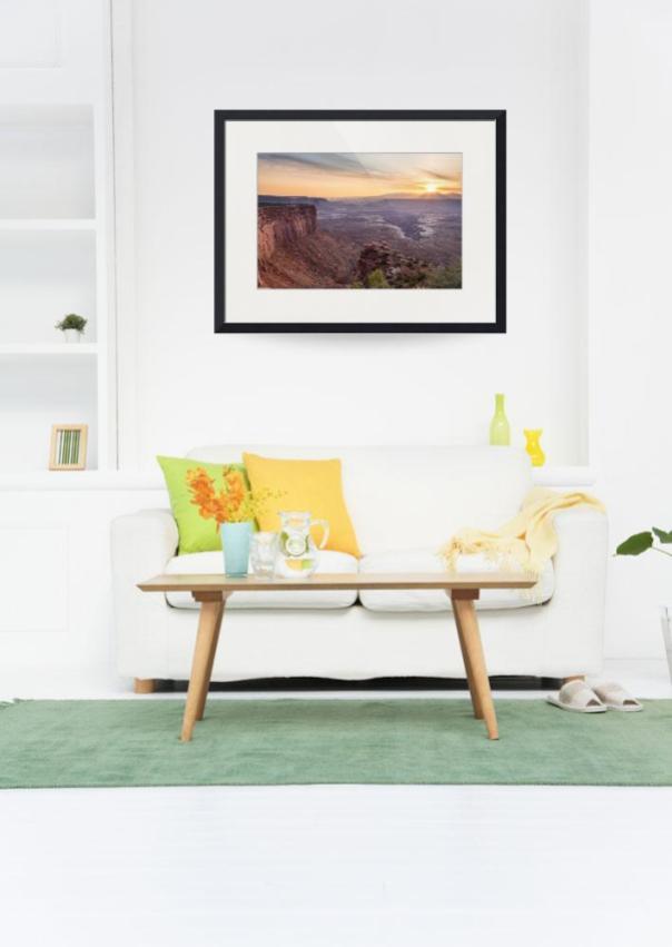 Canyonlands Utah Sunrise Art Print
