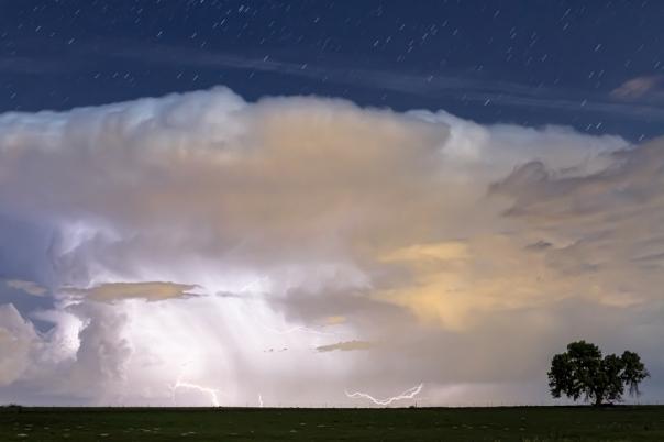 Storm Riders Fine Art Print