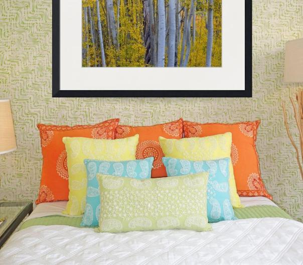 Beautiful-Fall-Forest_art print