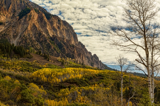 Rocky Mountain Autumn Glory Art Prints