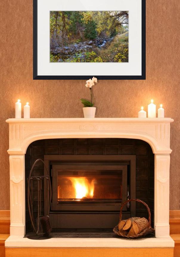 Boulder-Creek-Autumn-View_art-print
