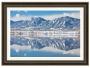 Boulder Reservoir Flatirons Reflections BoulderColorado