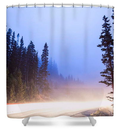 Heaven Can Wait Shower Curtain